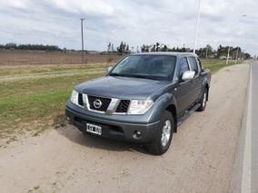 Nissan Frontier 2.5 Le Cab Doble 4x4 2012