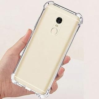 Capa iPhone Samsung Xiaom Transparente Silicone Anti Impacto