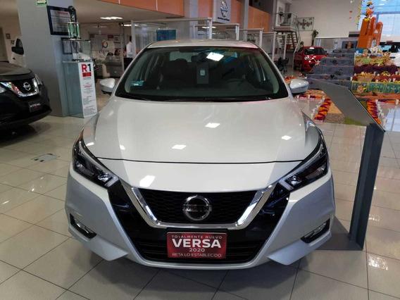 Nissan Versa Platinum Cvt ´20