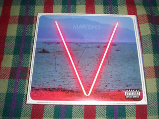 Maroon 5 / V - Cd Con 3 Bonus C40