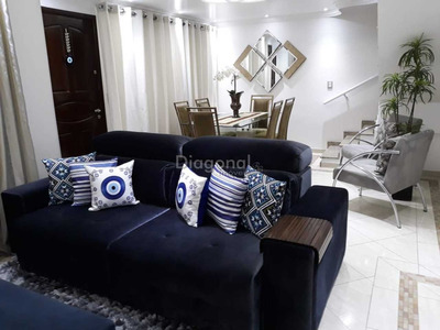 Casa Em Condomínio Fechado - 193 M² - 3 Dorms. Roberto 80812