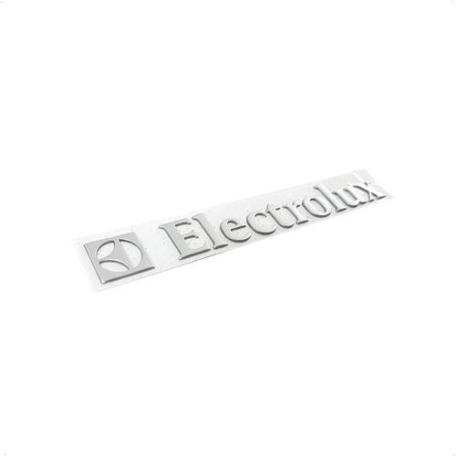 Imagem 1 de 9 de Logotipo Emblema Adesivo Geladeira Electrolux Dw42x Tf52x 69580635
