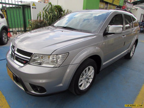 Dodge Journey Sxt At 2400cc 7psj 4x2