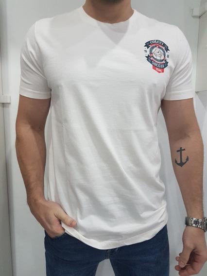 Camiseta Masculina Colcci Original