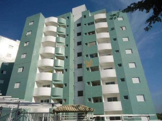 Apartamento Com 3 Dormitórios À Venda, 97 M² Por R$ 370.000 - Jardim Simus - Sorocaba/sp - Ap0038