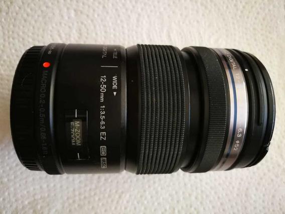 Lente Olympus 12-50mm Oportunidade.