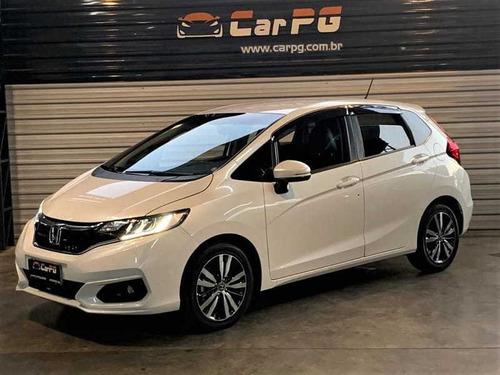 Honda Fit Exl Cvt 1.5 Flex