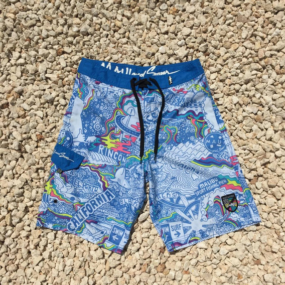 Super Cool Bermudas Shorts Surf Maui & Sons Nuevos * *