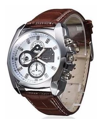 Relógios Importado: Relógio De Pulso Casual Frete Grátis