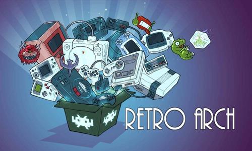 Multiemulador Retroarch Para Pc 10000 Juegos Descarga Ya!!!!
