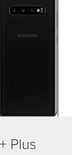 Celular Samsung S 10 Plus.black 128 Gb