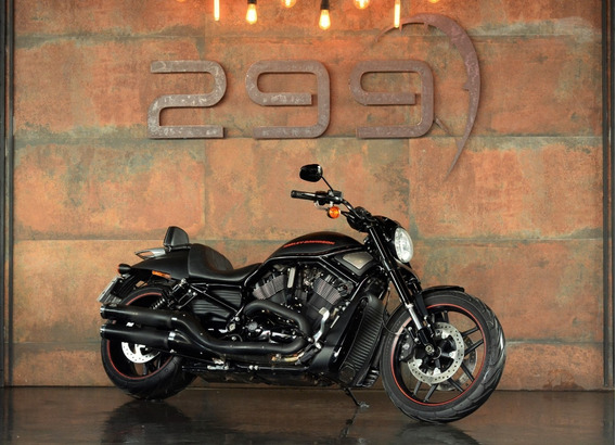 Harley Davidson V- Rod - 2012/2012 Apenas 8.158kms!!!