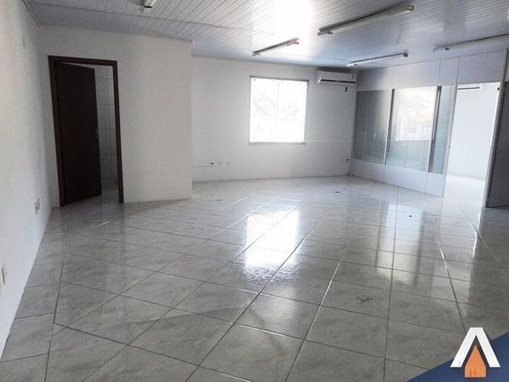 Acrc Imóveis - Sala Comercial Para Locação No Bairro Ponta Aguda - Sa00206 - 4687894