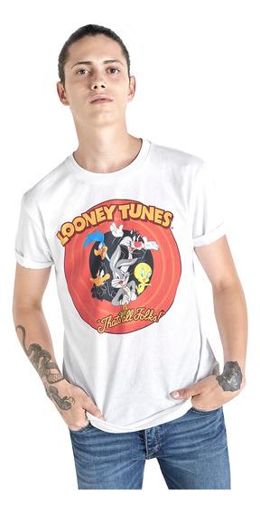 Playera Looney Tunes Bugs Bunny De Hombre C&a 1058648
