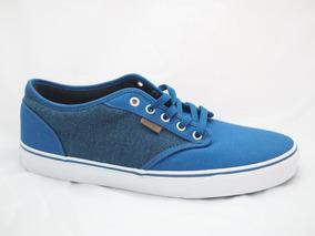 Tenis Vans Mn Atwood - Azul *novo*