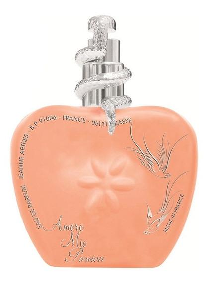 Amore Mio Passion Jeanne Arthes - Perfume Feminino - Eau De Parfum 50ml