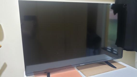 Tv Led Full Hd Tc-40d400b Panasonic Viera 40