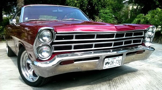 Posible Cambio Ford Galaxie 1967