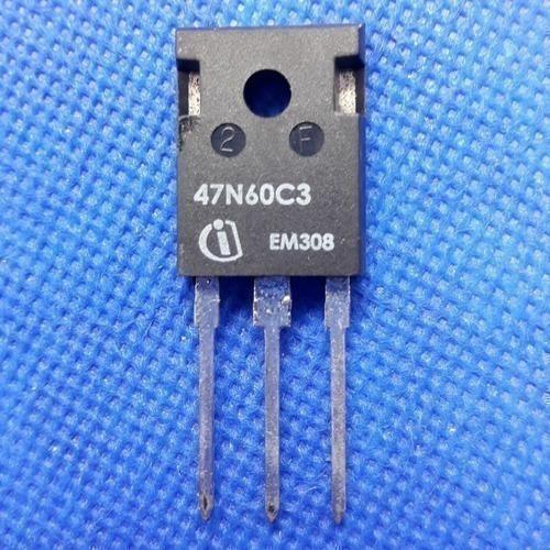 J1169 . Transistor 47n60c3 Mosfet To-247 Rpi