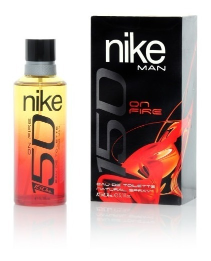 Perfume Nike 150 On Fire 150ml - Masculino Original