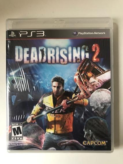 Dead Rising 2 Ps3 Jogo Original Lacrado Mídia Física
