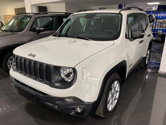Jeep Renegade 2019 Mt