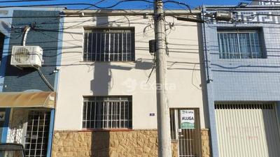 Casa Com 2 Dormitórios Para Alugar, 100 M² Por R$ 1.000/mês - Centro - Sorocaba/sp - Ca0293
