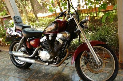Yamaha Virago Xv 250cc - 1999 - Superconservada