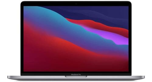 Imagen 1 de 5 de Macbook Pro 2020 M1 Plateada 13,3 8gb 256gb Ssd Selladas