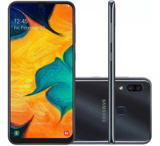 Samsung A30 Preto 64gb 6.4