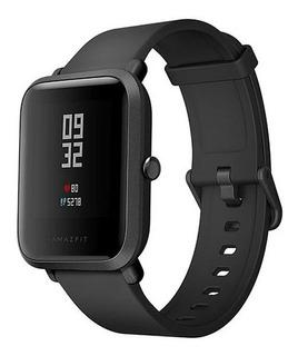Reloj Inteligente Xiaomi Amazfit Bip Onyx Black Noaweb