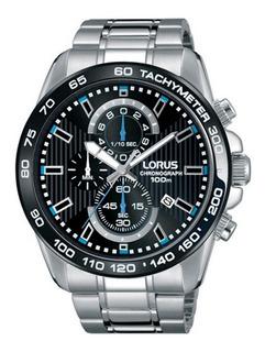 Reloj Lorus,by Seiko,crono Deportivo Fabricado 100%en Acero.