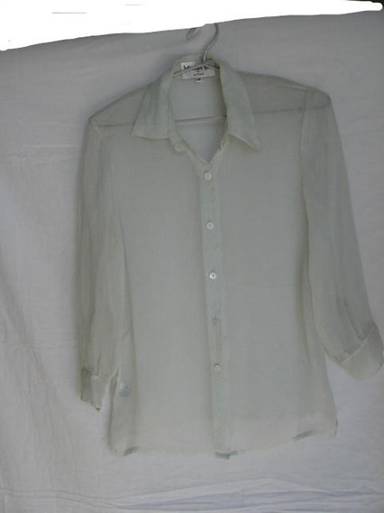 Camisa Menage A Trois, Talle 40