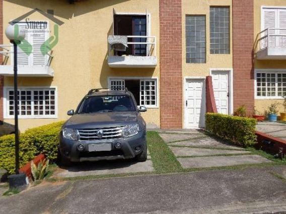Sobrado Residencial À Venda, Santa Maria, Osasco. - So0390