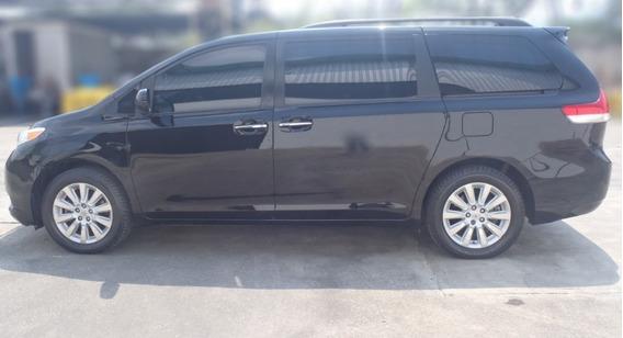 Toyota Sienna Año 2012 - Blindada