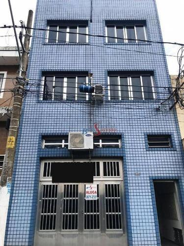 Imagem 1 de 11 de Prédio Para Alugar, 350 M² Por R$ 3.900,00/mês - Vila Antonieta - São Paulo/sp - Pr0077