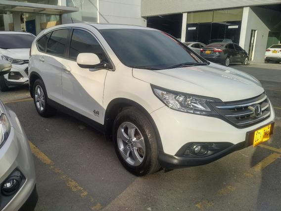 Honda Cr-v Exl 4x4 2014