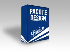 Pacote De Design + Fontes Extra
