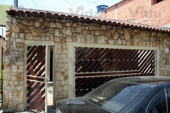 Casa Térrea Para Locação Em Jardim Veloso - Osasco - 25584