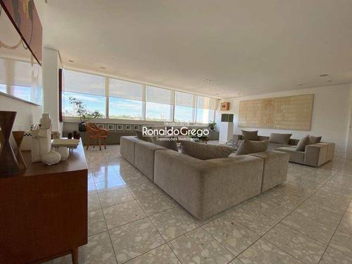 Apartamento Com 4 Dorms, Higienópolis, São Paulo - R$ 6.5 Mi. - A3768