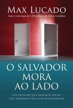 Livro Max Lucado - Salvador Mora Ao Lado