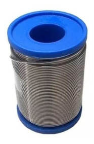 Solda Em Fio Estanho Cobix 1mm 60x40 Com Fluxo - Rolo 250g