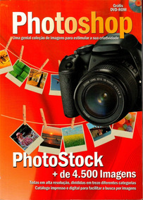 Photoshop Photostock + Cd