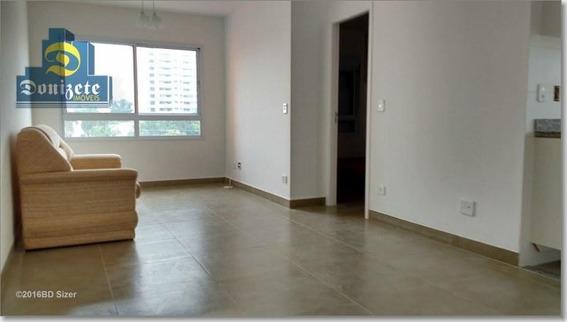 Apartamento Com 1 Dormitório À Venda, 50 M² Por R$ 360.000,01 - Campestre - Santo André/sp - Ap2318