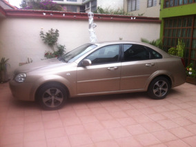 Chevrolet Optra Champagne Motor 4 Cil 2.0