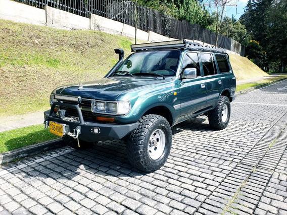 Toyota Burbuja Autana 4500cc Mt 4x4 Tc