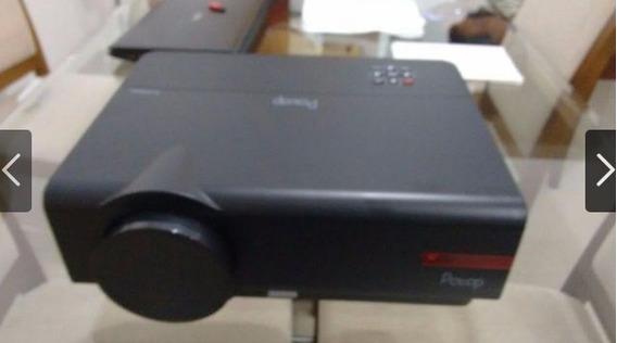 Projetor Pc Top 3200 Lumens, Novo, Com Nf E Na Garantia.