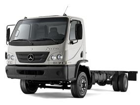 Mercedes-benz Accelo 815 18 0km