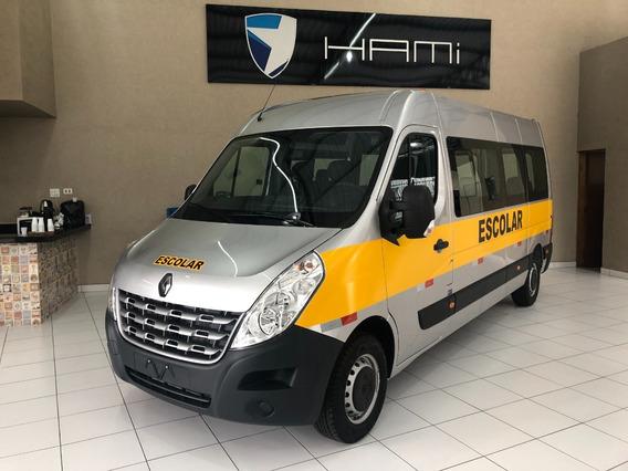 Renault Master 2.3 Extra L3h2 0km Escolar 20 Lugares