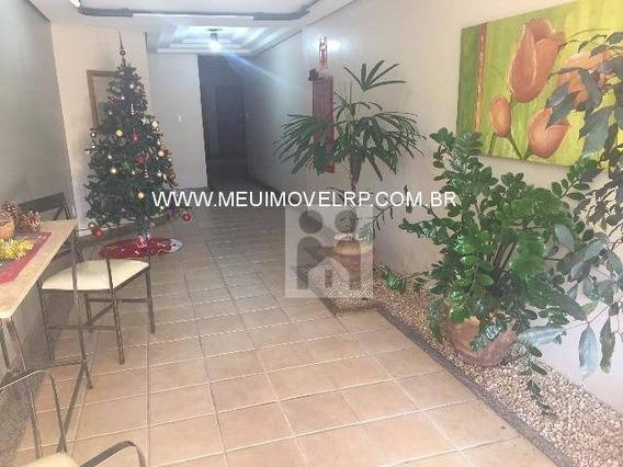 Apartamento Residencial À Venda, Jardim Palma Travassos, Ribeirão Preto - Ap0608. - Ap0608